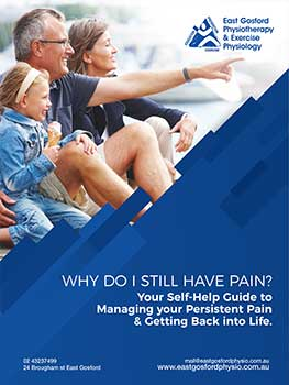 Central Coast Physio Chronic pain program - ebook cover
