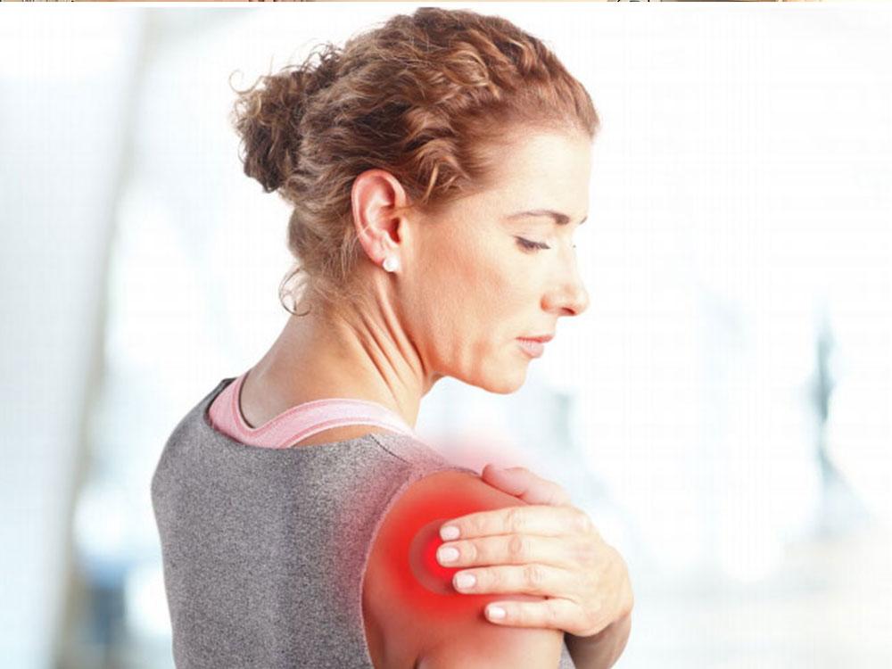 shoulder pain or Shoulder Bursitis at East Gosford Physio