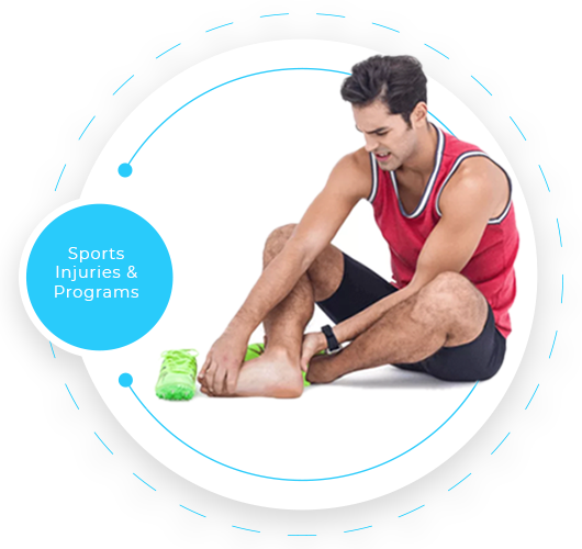ankle pain and injury management at East Gosford Physio